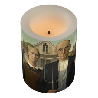 Design Your Own Flameless Candle