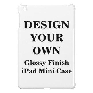 Design Your Own Glossy Finish iPad Mini Case