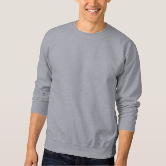 Design Your Own Grey Sweatshirt for Men or Wo