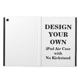 Design Your Own iPad Air Case with No Kickstand