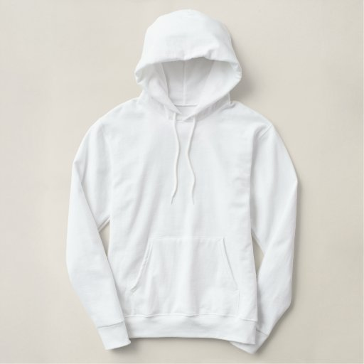 Design Your Own Ladies Pullover Hoodie