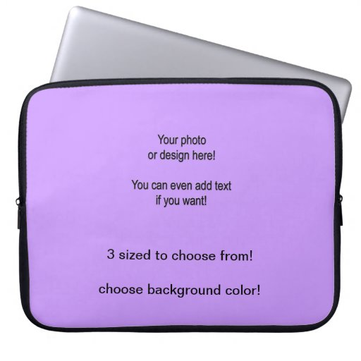 Design your own Laptop Case Laptop Sleeve