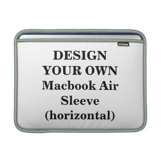 Design Your Own Macbook Air Sleeve (horizontal)