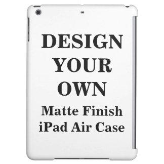 Design Your Own Matte Finish iPad Air Case