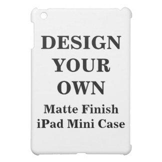 Design Your Own Matte Finish iPad Mini Case
