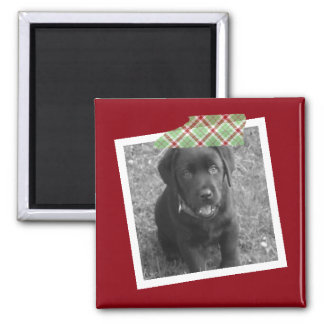 Design Your Own One Of A Kind Personalized Photo 2 Inch Square Magnet