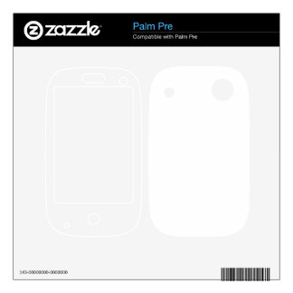 Design your own Palm Pre Skins For The Palm Pre