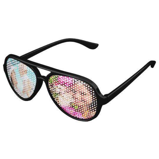 Design Your Own Personalized DIY Aviator Sunglasses | Zazzle.com