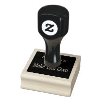 Design your own personalized rubber stamp
