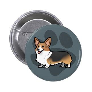Design Your Own Pet 2 Inch Round Button