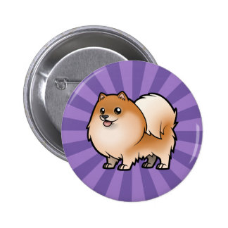 Design Your Own Pet 2 Inch Round Button