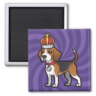 Design Your Own Pet 2 Inch Square Magnet