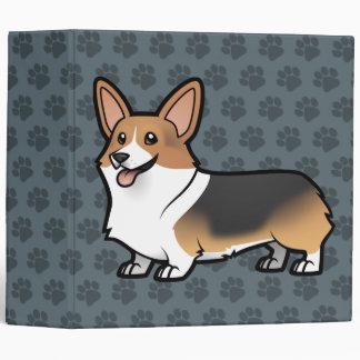 Design Your Own Pet 3 Ring Binder