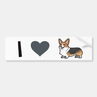 Design Your Own Pet Bumper Stickers