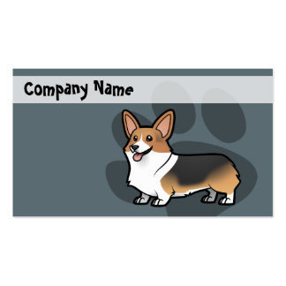 Design Your Own Pet Business Card