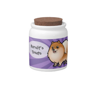 Design Your Own Pet Candy Jars