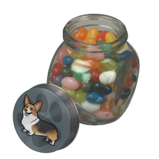 Design Your Own Pet Glass Jars