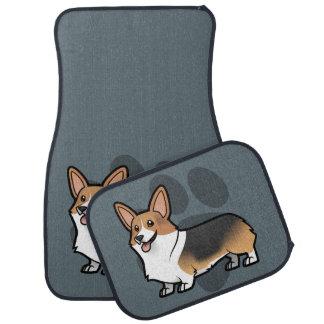 Design Your Own Pet Car Mat