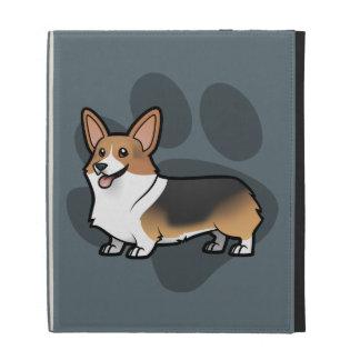 Design Your Own Pet iPad Folio Cover