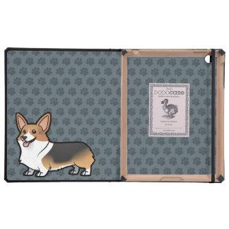 Design Your Own Pet iPad Folio Cases
