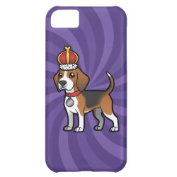 Case-Mate Barely There iPhone 5C Case with Beagle Phone Cases design