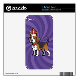 Design Your Own Pet Decal For iPhone 4