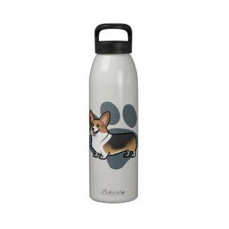 Design Your Own Pet Drinking Bottle