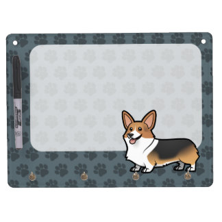 Design Your Own Pet Dry Erase Board With Keychain Holder