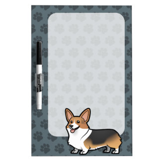 Design your own pet dry erase boards