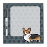 Design Your Own Pet Dry Erase Whiteboard