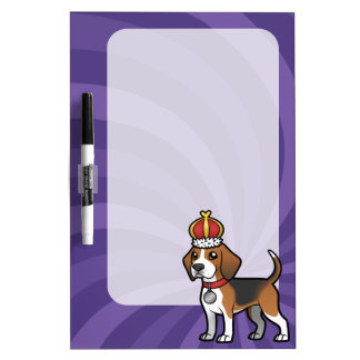 Design your own pet dry erase whiteboards