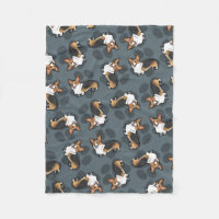 Design Your Own Pet Fleece Blanket