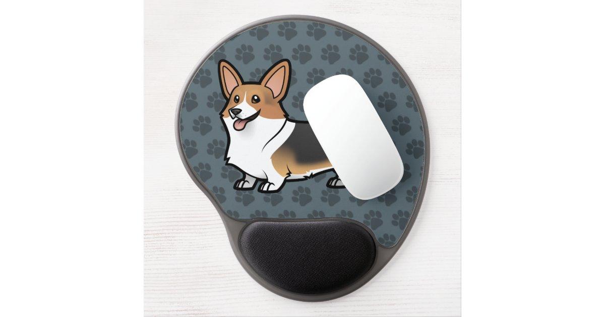 design your own pet gel mouse pad zazzle. Black Bedroom Furniture Sets. Home Design Ideas
