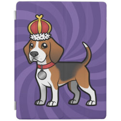 iPad 2/3/4 Cover with Beagle Phone Cases design