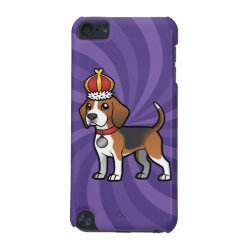 Case-Mate Barely There 5th Generation iPod Touch Case with Beagle Phone Cases design