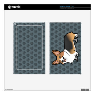 Design Your Own Pet Kindle Fire Decal