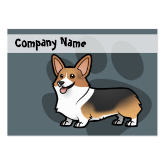 Design Your Own Pet Large Business Card