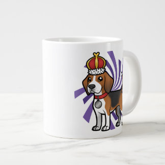 Design Your Own Pet Large Coffee Mug