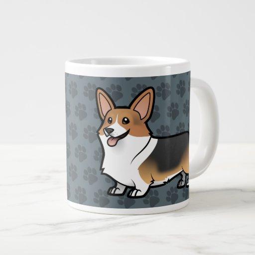 Design Your Own Pet Large Coffee Mug Zazzle