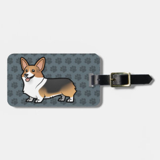Design Your Own Pet Luggage Tag