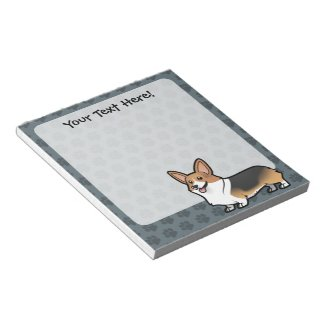 Design Your Own Pet Memo Notepads