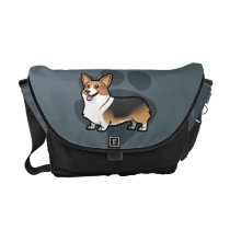 Design Your Own Pet Messenger Bag