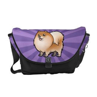 Design Your Own Pet Messenger Bag