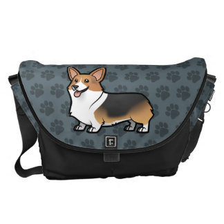 Design Your Own Pet Messenger Bags