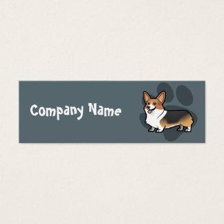 Design Your Own Pet Mini Business Card