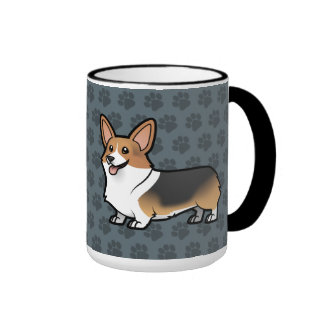 Design Your Own Pet Ringer Coffee Mug