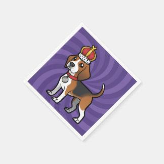 Design Your Own Pet Paper Napkin