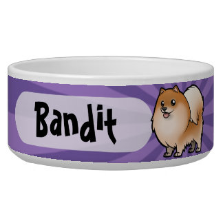 Design Your Own Pet Dog Food Bowl