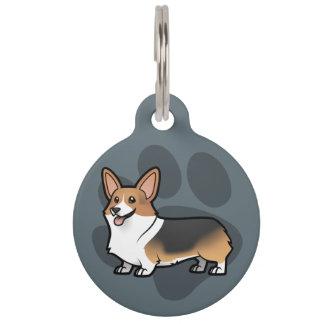 Design Your Own Pet Pet Name Tag