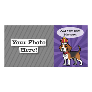 Design Your Own Pet Photo Card